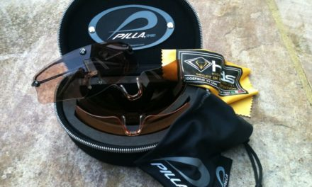 Review : Pilla Performance Eyewear, Hawk 3 Lens Set