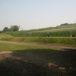 Skeet Area at Barbury