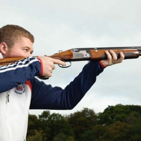 Interview – Rory Warlow – British Olympic Skeet hopeful