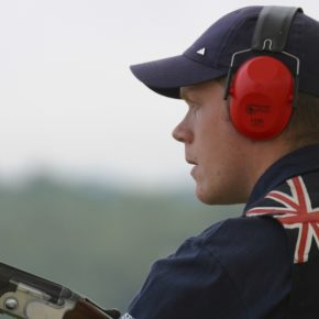 Interview – Richard Brickell – Skeet Commonwealth Gold Medallist