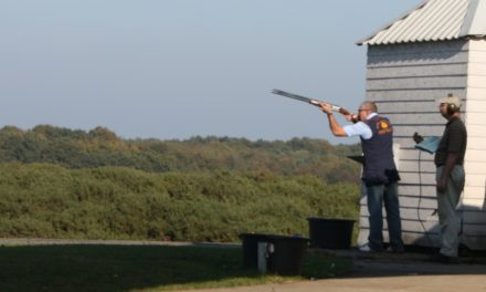 English Open Skeet – victory for Faulds!