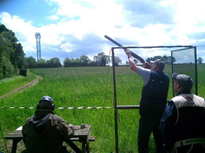 924cd002 ... Open is fast becoming one of the premier events on the Clay Shooting  calendar, with nearly 400 shooters over 4 days at Sporting Targets in  Riseley – the ...