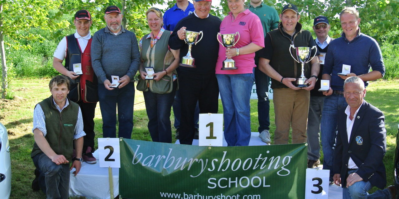 Compak British Grand Prix – Barbury Shooting School – Results & Pictures