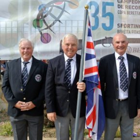 World FITASC 2013 - GB SuperVets - John Bidwell, David Asher, Frank Haigh