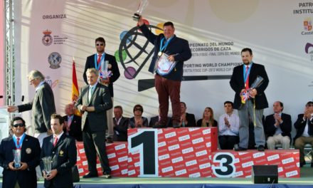 The 35th World FITASC Sporting Championships – report