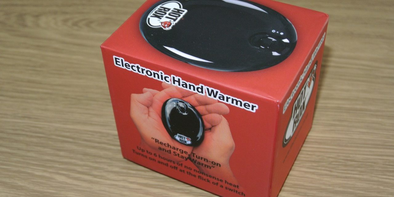 Review : Hot Rox Hand Warmers