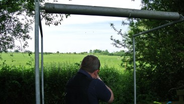 ShootClay Visits… Honesberie Shooting School (Hill Farm)