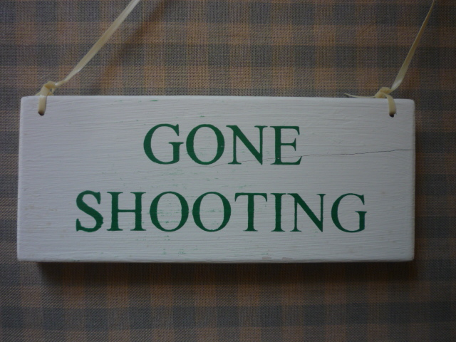 Daily News – Gone Shooting