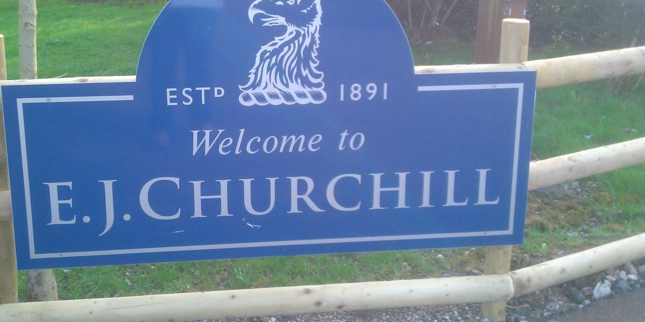 ShootClay visits… EJ Churchill, High Wycombe