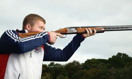 Interview – Rory Warlow – British Olympic Skeet hopeful