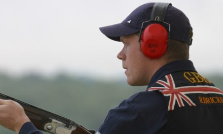 Interview – Richard Brickell – Skeet Commonwealth Gold Medallist
