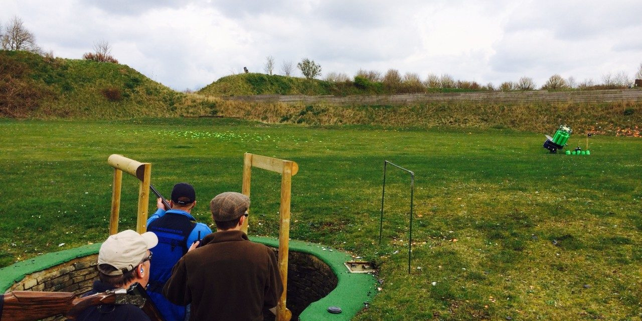 View from behind the Trigger – The 2014 Churchill Challenge