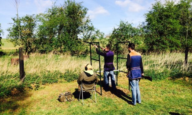 View from behind the Trigger – Essex Masters 2014